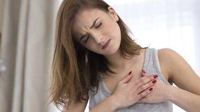 Infarctus: de plus en plus fréquent chez les femmes jeunes