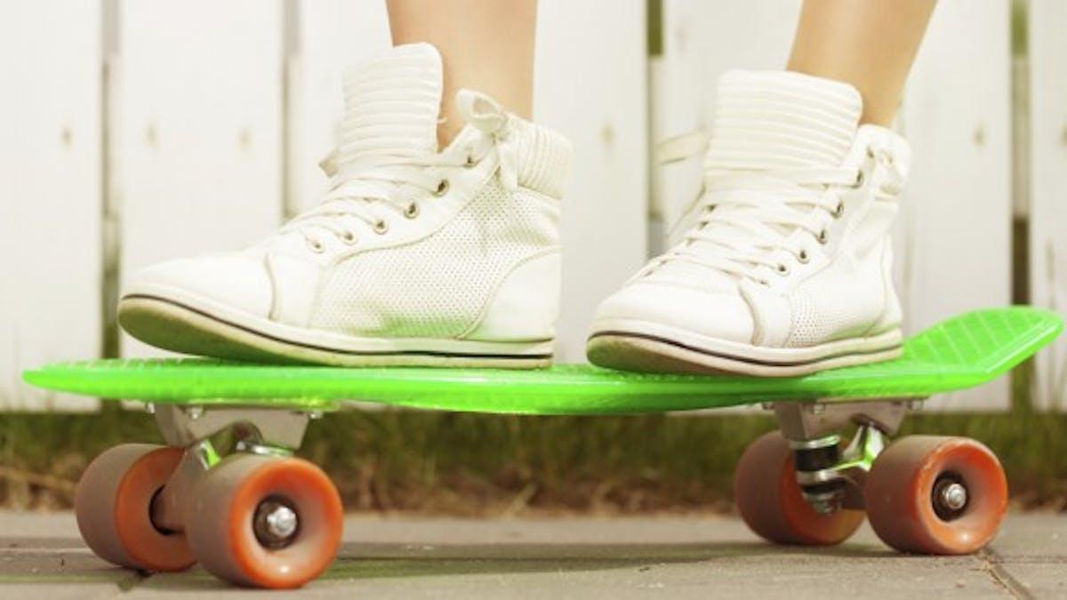 3 bonnes raisons de se mettre au mini skate