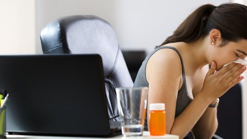 Maladie infectieuse: comment éviter de contaminer les collègues