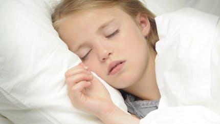 Enfant hyperactif: et s'il souffrait d'apnées du sommeil?