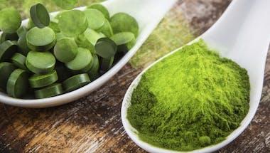 La spiruline, une formidable algue anti-âge