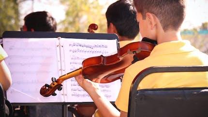 Le talent pour la musique, une histoire de personnalité?