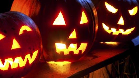 Halloween: quoi faire avec l'intérieur de la citrouille?