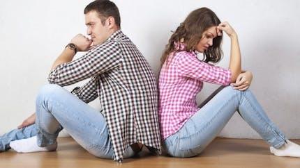 Difficultés dans le couple: les femmes s'inquiètent plus que les hommes
