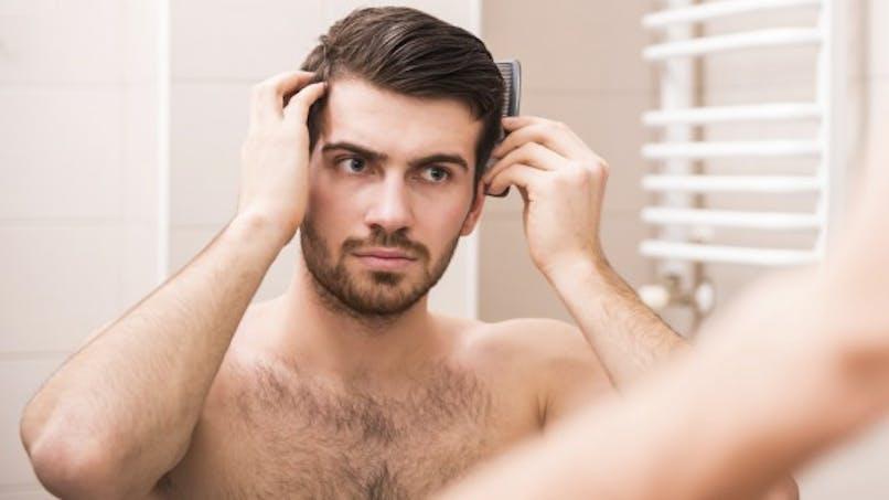 Calvitie: vers un traitement qui stimule la repousse des cheveux?