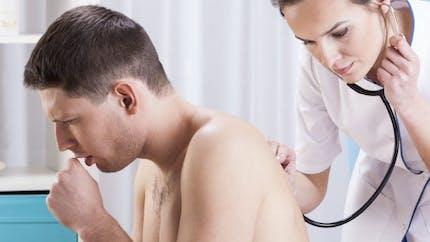 """Bronchite chronique: une piste thérapeutique """"révolutionnaire"""""""