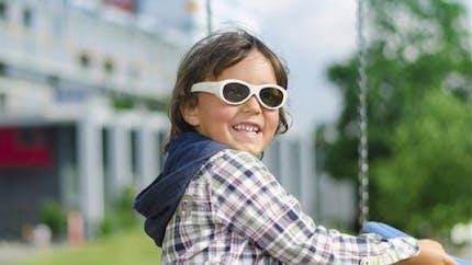 Amblyopie: des lunettes digitales aussi efficaces que les pansements oculaires