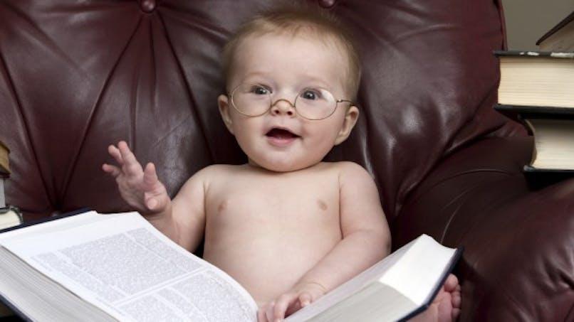 Les bébés développent le raisonnement logique avant l'âge de 1 an