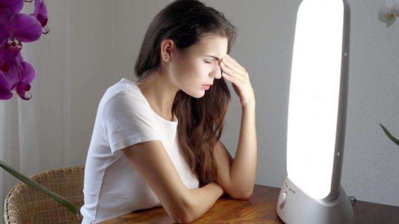 Luminothérapie: efficace aussi contre la dépression non saisonnière