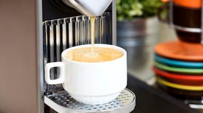 Les machines à café, des nids à bactéries?