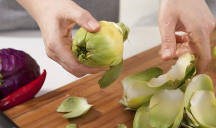 Quoi manger lorsqu'on souffre d'un foie fragile?