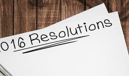 Santé: les meilleures résolutions à prendre en 2016
