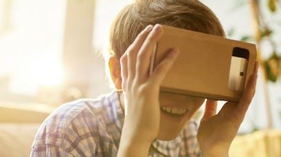 Un jeu vidéo en réalité augmentée pour traiter l'amblyopie