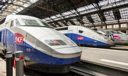 TGV: des sièges plus ergonomiques pour prévenir le mal de dos
