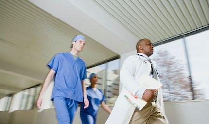 Drame de l'hôpital Pompidou: un médecin sur deux concerné par le burn out