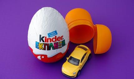 Sécurité des jouets dans les aliments: faut-il revoir la réglementation?