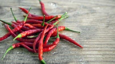 Santé: tous les bienfaits du piment