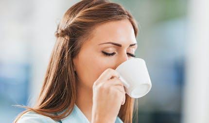 La caféine ne provoque pas de palpitations