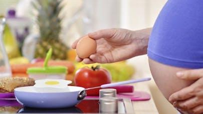 Grossesse: la vitamine D des aliments réduit les risques d'allergie du futur bébé