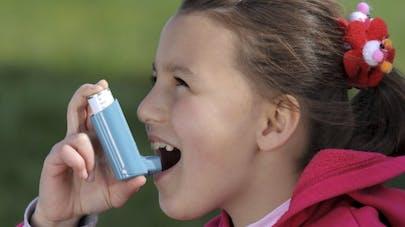 Asthme: 50% d'enfants sont surdiagnostiqués