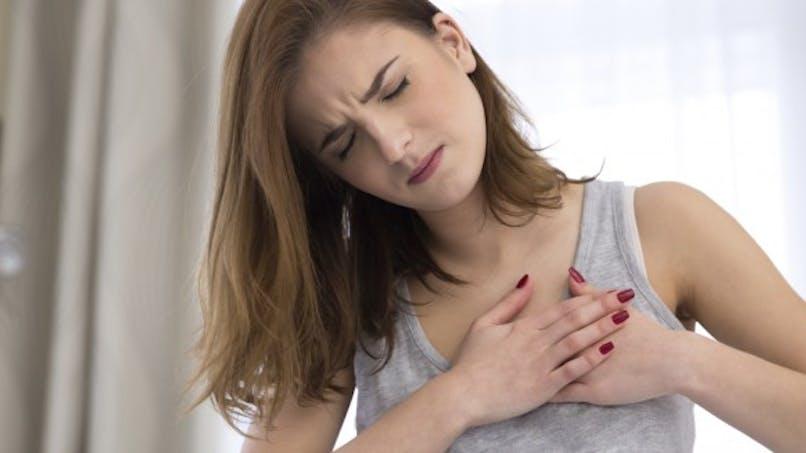 Infarctus: il progresse de 5% par an chez la femme jeune