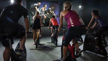 Tendance fitness 2016: le  cycling indoor ou le vélo nouvelle génération