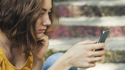 Accro au smartphone, un premier signe d'anxiété?