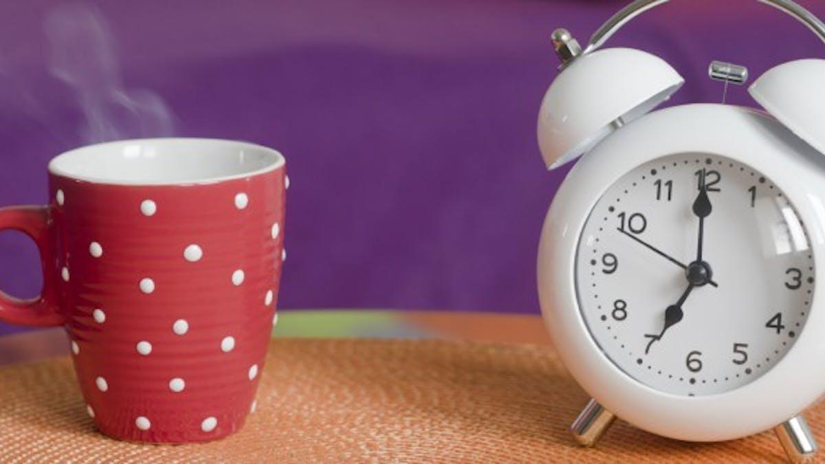 Changement d'heure: 6 techniques pour se préparer au mieux