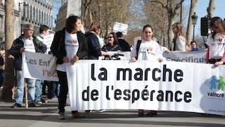 Autisme: marchez pour l'espérance le samedi 2 avril