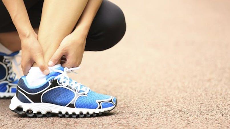 Course à pied: une façon très simple d'éviter les ampoules
