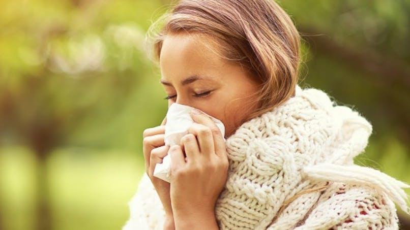 Allergies du printemps: et si ce n'était pas le pollen?