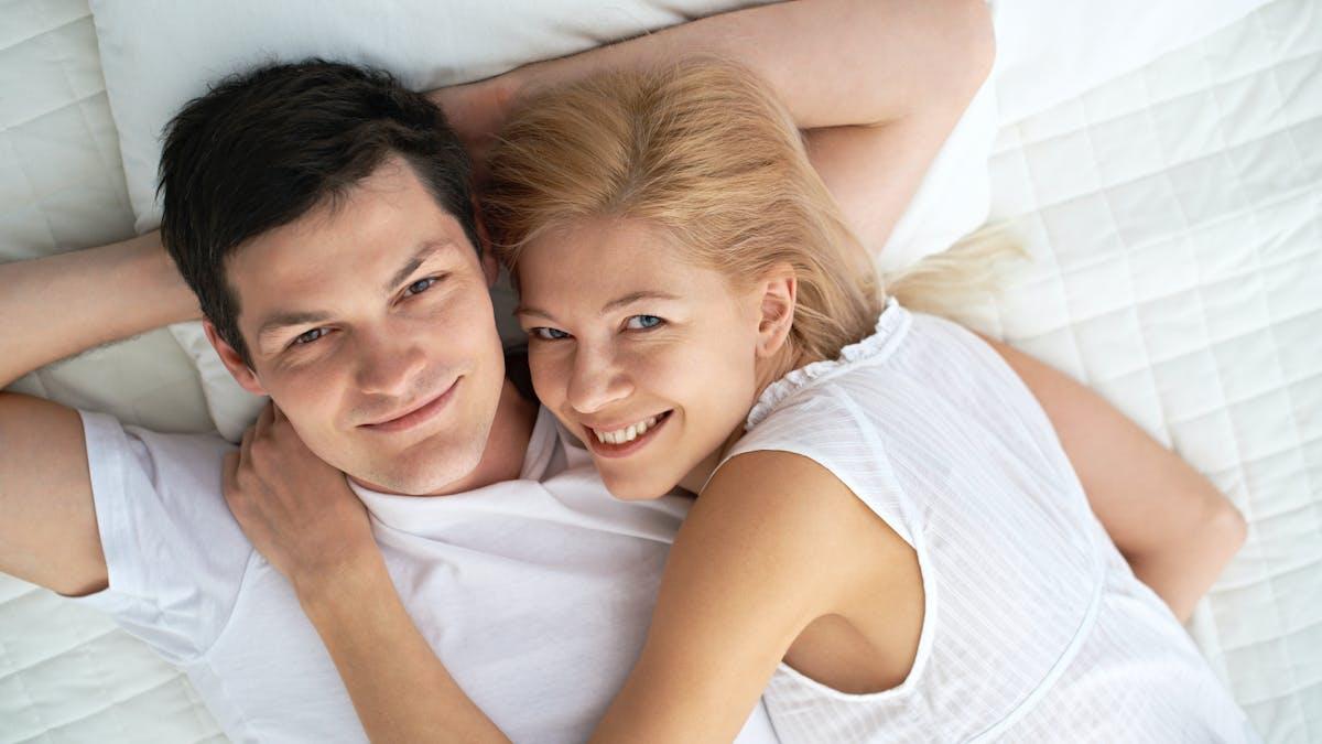 Six choses à ne pas faire pendant l'amour