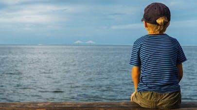 La vue sur mer améliore le moral!