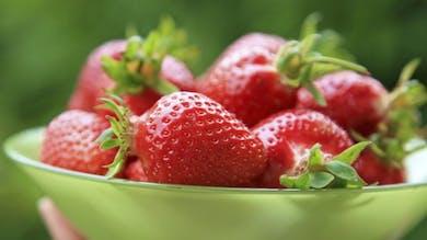 Six bonnes raisons de manger des fraises