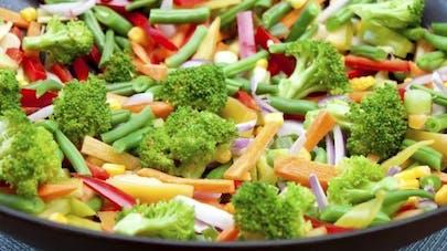 Quel mode de cuisson privilégier pour les légumes?