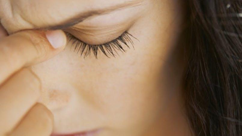 De la lumière verte pour apaiser les migraines