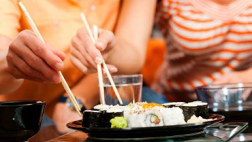 Manger au restaurant sans grossir