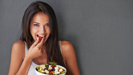 Retrouver un ventre plat avec ces 10 jours de menus