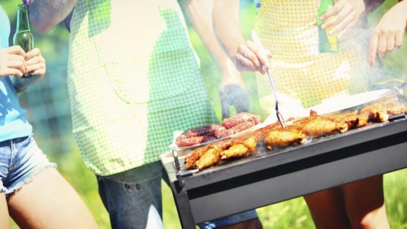 8 astuces pour un barbecue sain