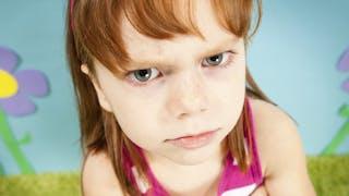 5 astuces pour calmer la colère d'un enfant
