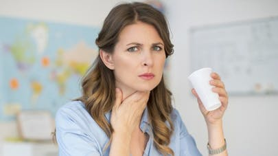 4 symptômes du cancer de la thyroïde à ne pas ignorer
