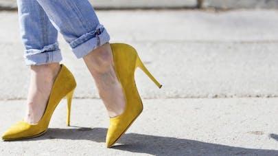 Attention aux chaussures trop étroites!