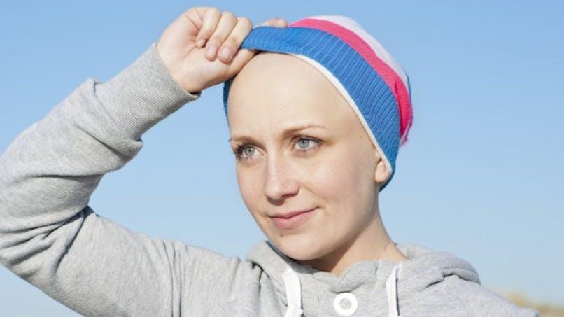 Cancer du sein: le bonnet DigniCap efficace contre la chute de cheveux