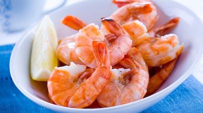 Six bonnes raisons de manger des crevettes