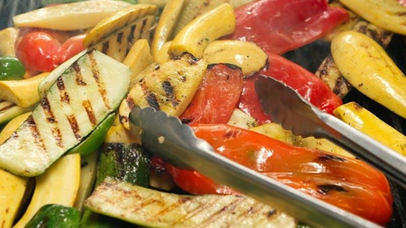 Quoi préparer pour un barbecue végétarien?