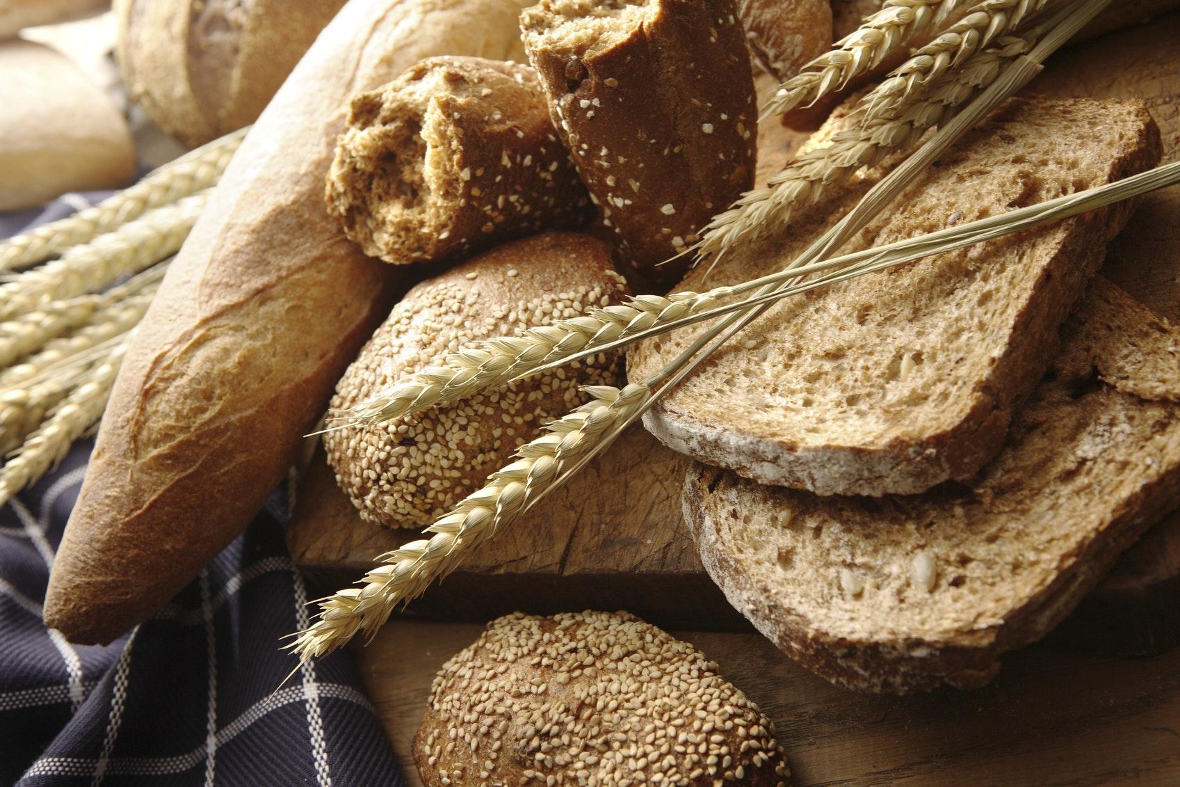 Pain de seigle ou pain complet pour regime