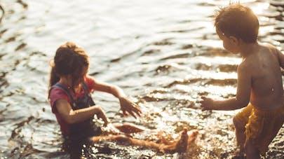 Vacances: un site internet pour contrôler la qualité des eaux de baignade
