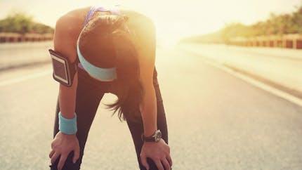 Sport: tous les signes que vous avez passé trop de temps sous la chaleur