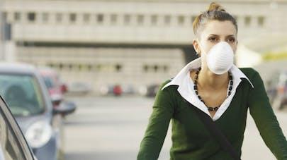 Les masques anti-pollution ne sont pas tous efficaces face aux particules fines