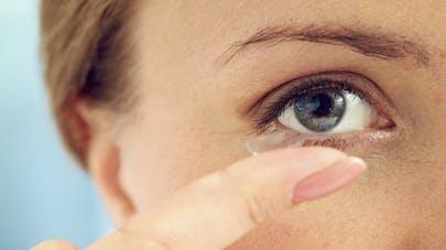 b2f28f60eaf52a 4 erreurs à ne pas commettre avec les lentilles de contact   Santé ...
